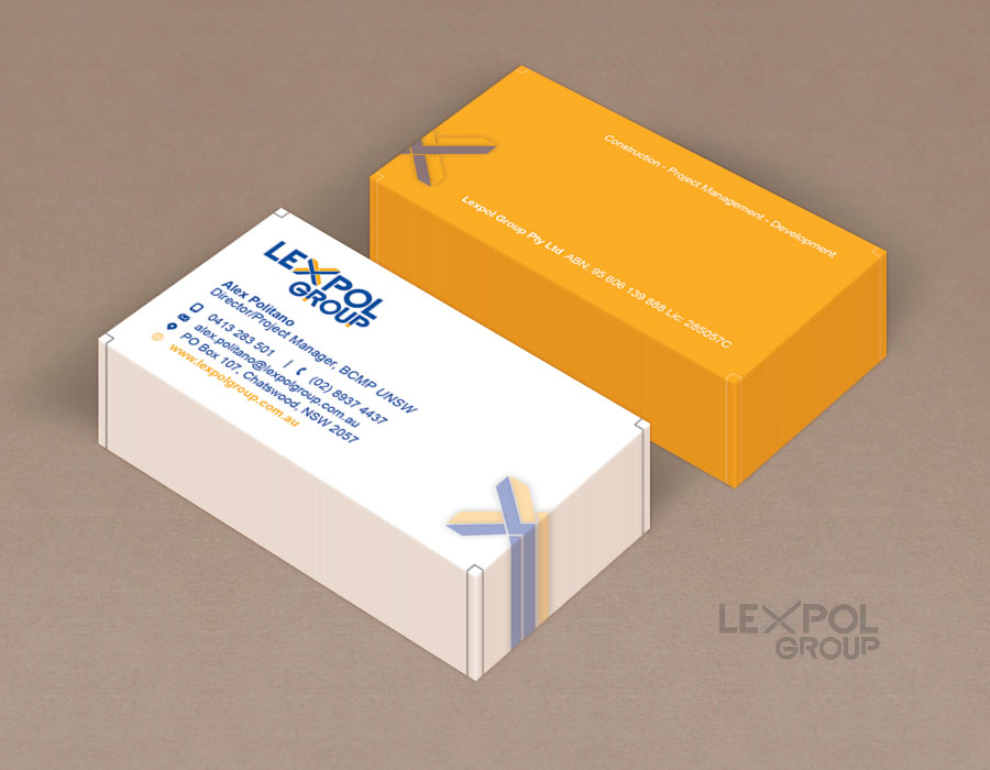 Lexpol Group | Logo | Stationary Design