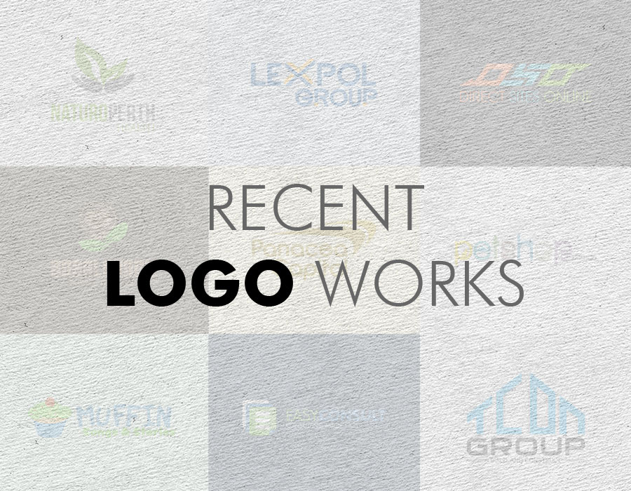 Recent Logos | Logo Design